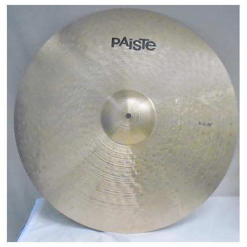 Paiste 22in Prototype Ride Cymbal