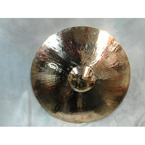 Istanbul Mehmet 22in Radiant Ride Thin Cymbal-thumbnail