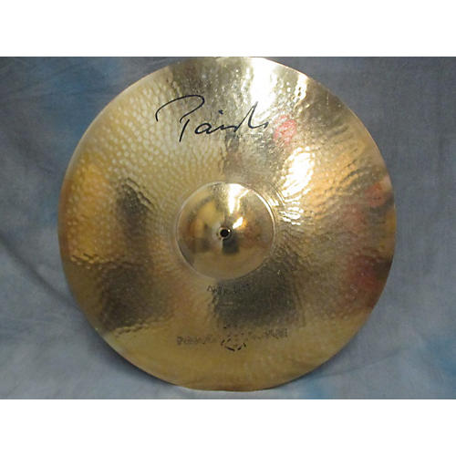 Paiste 22in Reflector Bell Ride Cymbal