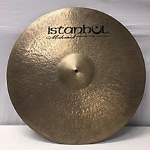 Istanbul Mehmet 22in Ride Rock Cymbal