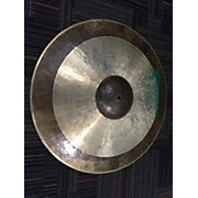 Bosphorus Cymbals 22in Rockett Ride Cymbal