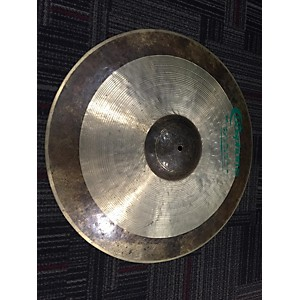 Pre-owned Bosphorus Cymbals 22 inch Rockett Ride Cymbal by Bosphorus Cymbals