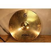 Zildjian 22in S Rock Ride Cymbal