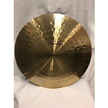 Paiste 22in Signature Flat Cymbal