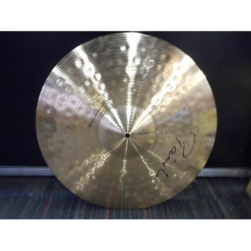 Paiste 22in Signature Precision Heavy Ride Cymbal-thumbnail