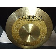 Istanbul Agop 22in Sultan Flat Ride Cymbal