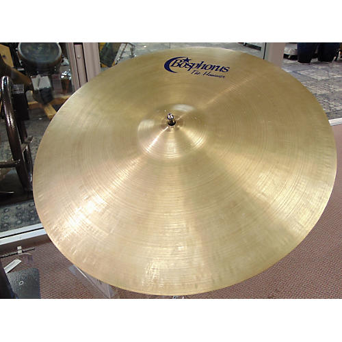Bosphorus Cymbals 22in THE HAMMER Cymbal