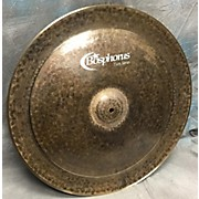Bosphorus Cymbals 22in TURK SERIES 22 CHINA Cymbal