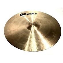 Bosphorus Cymbals 22in Traditional Thin Ride Cymbal