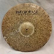 Istanbul Agop 22in Turk Cymbal
