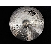 Paiste 22in Twenty Masters Collection Dark Ride Cymbal