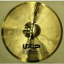 UFIP 22in VIBRA Cymbal