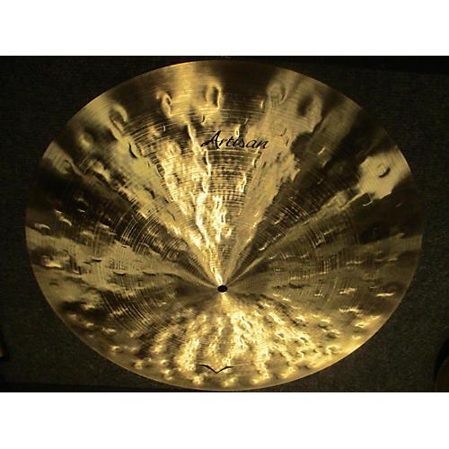 Sabian 22in Vault Artisan Light Ride Cymbal-thumbnail