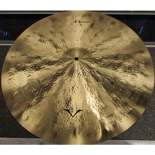 Sabian 22in Vault Artisan Light Ride Cymbal