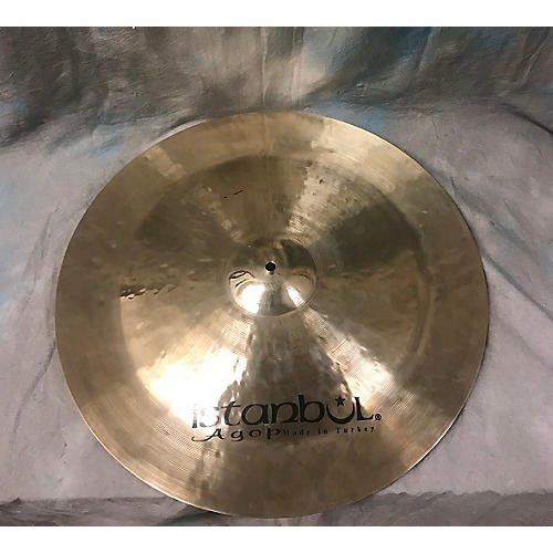 Istanbul Agop 22in XIST Cymbal