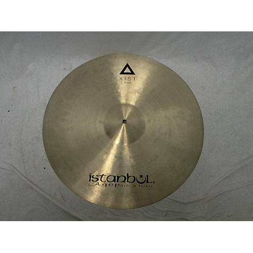 Istanbul Agop 22in XIST Cymbal