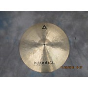 Istanbul Agop 22in XIST RIDE Cymbal