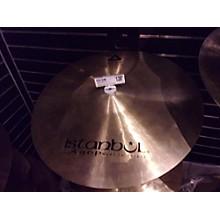 Istanbul Agop 22in Xist Crash Cymbal