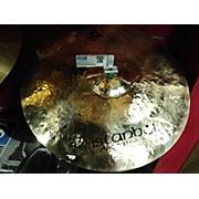 Istanbul Agop 22in Xist Raw Cymbal