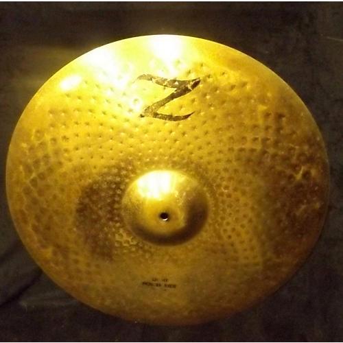 Zildjian 22in Z LIGHT POWER RIDE Cymbal
