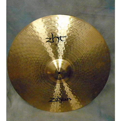 Zildjian 22in ZHT Ride Cymbal-thumbnail