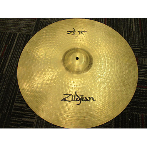 used zildjian 22in zht ride cymbal guitar center. Black Bedroom Furniture Sets. Home Design Ideas