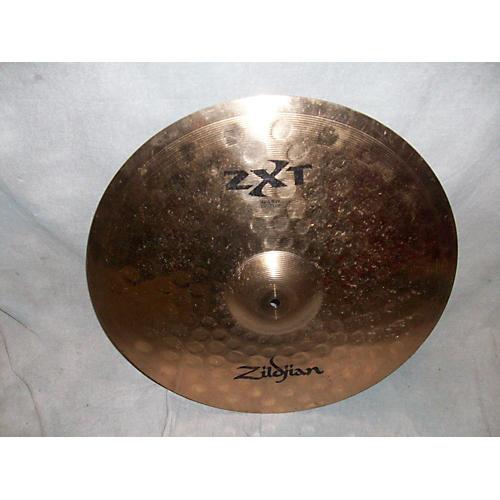 Zildjian 22in ZXT Rock Ride Cymbal-thumbnail