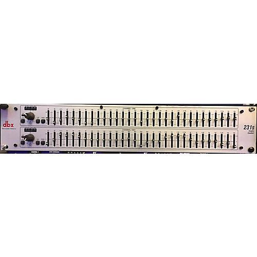 dbx 231SV Equalizer