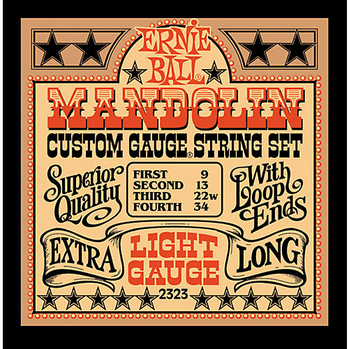 Ernie Ball 2323 Light Mandolin Strings