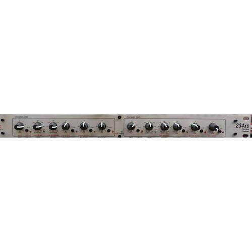 dbx 234XS Stereo 2/3 Way, Mono 4-Way Crossover