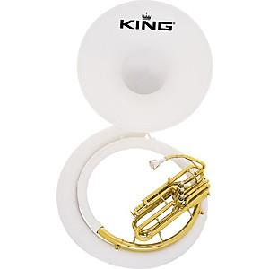 King 2370 Fiberglass Sousaphone