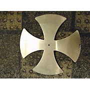 Factory Metal Percussion 23in Cross Benderz Cymbal