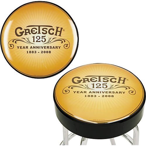 Gretsch 24 Inch Limited Edition Bar Stool 2-Pack