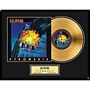 24 Kt. Gold Records Def Leppard - Pyromania Gold LP - Limited Edition of 2,500 (AAJM118)