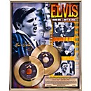 24 Kt. Gold Records Elvis Presley - Hound Dog/Don't Be Cruel Gold 45 Limited Edition of 1956 (AALF109)