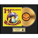 24 Kt. Gold Records Jimi Hendrix - Are You Experienced Gold LP Limited Edition of 2500 (AAJN034)