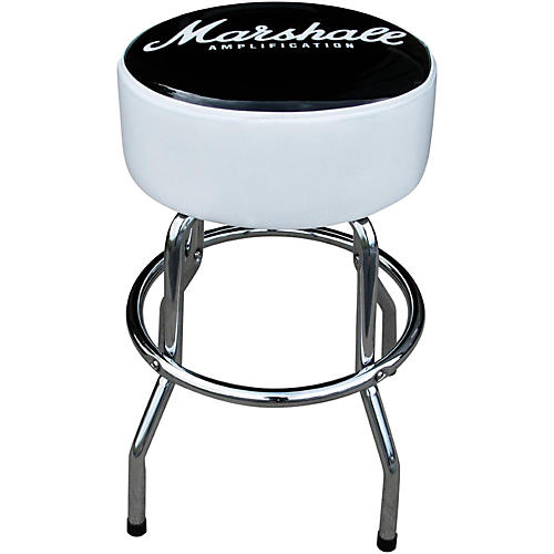 Marshall 24 Quot Swivel Bar Stool Guitar Center