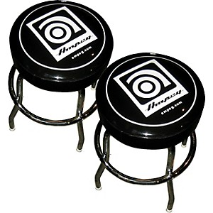 Ampeg 24 in. Barstool 2 Pack by Ampeg