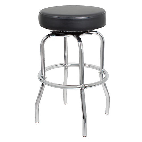 Faux Leather Guitar Stool ...  sc 1 st  Guitar Center & Proline 24 in. Faux Leather Guitar Stool | Guitar Center islam-shia.org