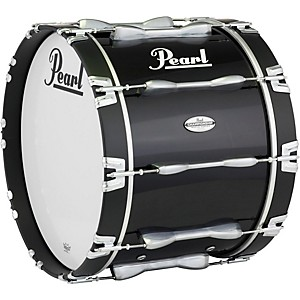 Pearl 24 x 14 in. Championship Maple Marching Bass Drum by Pearl