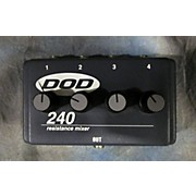 DOD 240 RESISTANCE MIXER Pedal