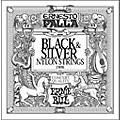 Ernie Ball 2406 Ernesto Palla Nylon Black and Silver Classical Acoustic Guitar Strings  Thumbnail