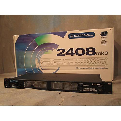MOTU 2408 MK3 Audio Interface