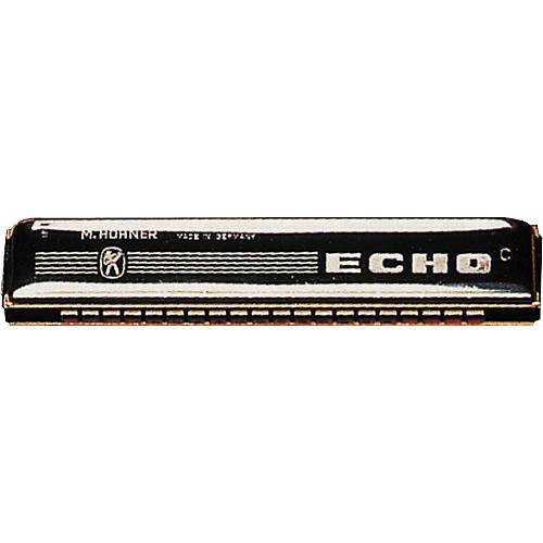 Hohner 2409/40 Echo Harmonica Key of C-thumbnail