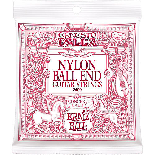 Ernie Ball 2409 Ernesto Palla Nylon Ball End Classical Acoustic Guitar Strings-thumbnail
