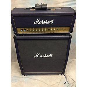 Pre-owned Marshall 2466 100 Watt Vintage Modern Head % 425A 4x12 Cabinet Guitar Stack