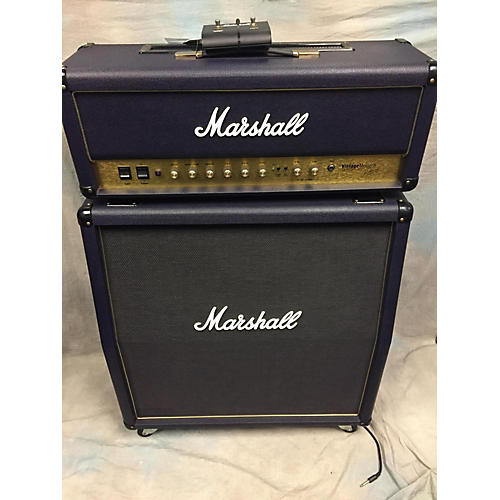 used marshall 2466 100w vintage modern head 425a 4x12 cab guitar stack guitar center. Black Bedroom Furniture Sets. Home Design Ideas