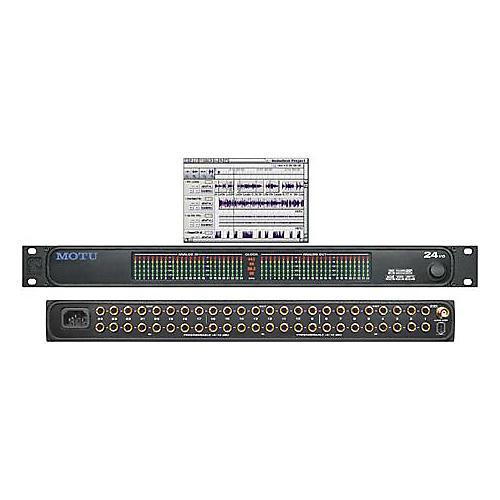 MOTU 24I/O Core Computer Recording System PCI