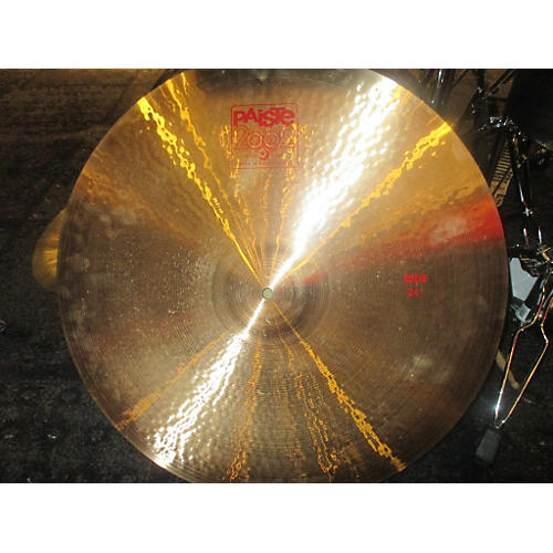 Paiste 24in 2002 Cymbal