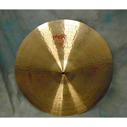 Paiste 24in 2002 Ride Cymbal-thumbnail